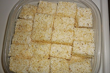 Marshmallows mit Kokosraspel 1