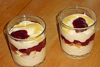 Pudding–Quark Creme 1