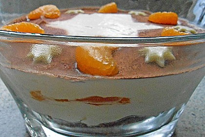 Weihnachtliches Dessert 20