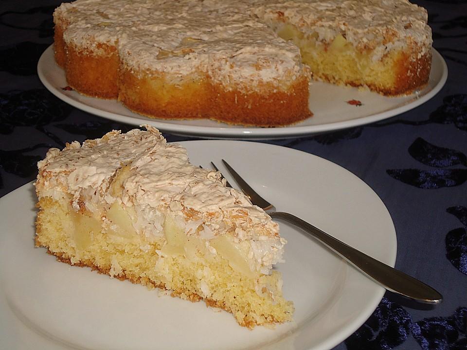 Makronen Apfelkuchen Von Mett Igel Chefkoch De