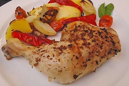 Griechische Fleischpfanne 6