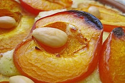 Tarte aux abricots mit Mandelflan 3