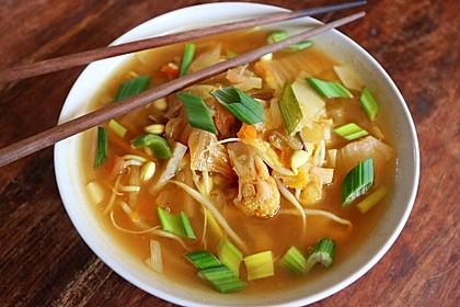 Kimchi Jjigae von Sonnenwiese | Chefkoch