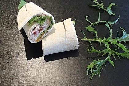Thunfisch Wraps 7