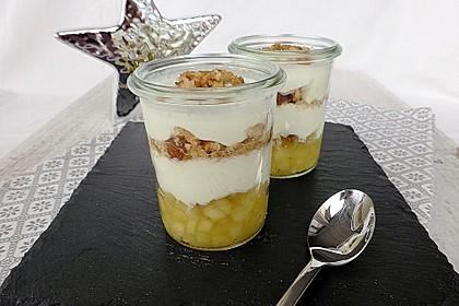 Apfel-Walnuss-Creme 1