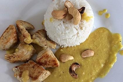 Curry-Mango-Sauce