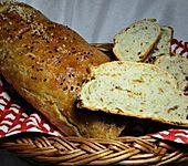 Zwiebel-Kräuter-Brot nach Fiefhusener Art (Bild)