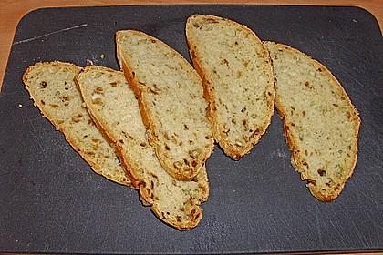 Zwiebel-Kräuter-Brot nach Fiefhusener Art 4
