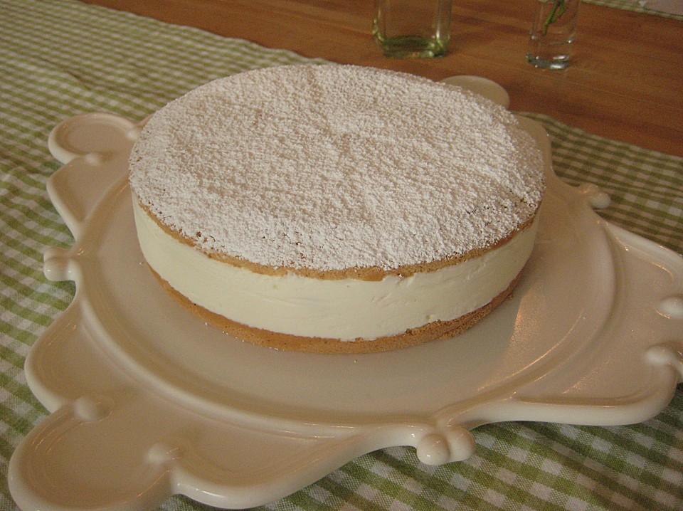 Alinas Kase Sahne Torte Von Alina1995 Chefkoch De