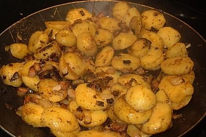 Bratkartoffeln aus rohen Kartoffeln 33