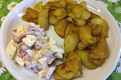 Bratkartoffeln aus rohen Kartoffeln 8