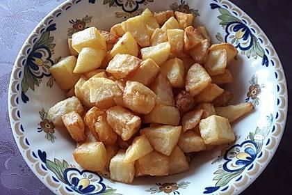 Bratkartoffeln aus rohen Kartoffeln 27