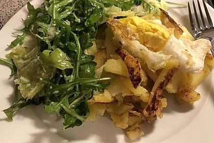 Bratkartoffeln aus rohen Kartoffeln 15