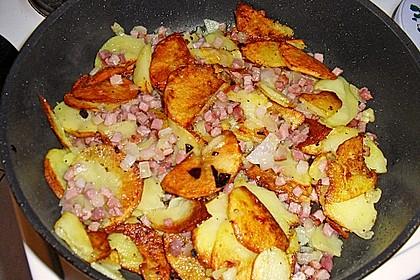 Bratkartoffeln aus rohen Kartoffeln 40