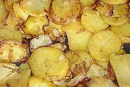 Bratkartoffeln aus rohen Kartoffeln 39