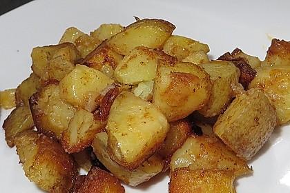 Bratkartoffeln aus rohen Kartoffeln 23