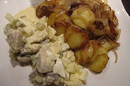 Bratkartoffeln aus rohen Kartoffeln 36