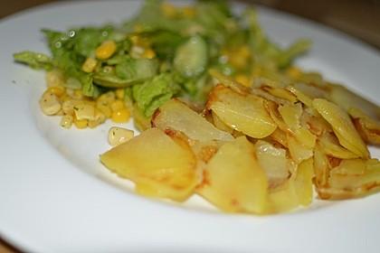 Bratkartoffeln aus rohen Kartoffeln 20