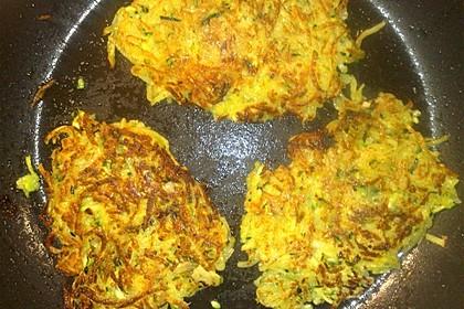 Kartoffel-Zucchini-Puffer 9