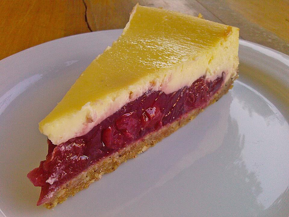Kase Kirsch Kuchen Von Yamiyam Chefkoch De