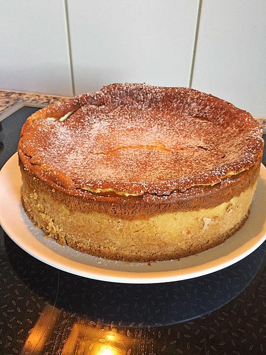 kuchen mit 500 g schichtkäse