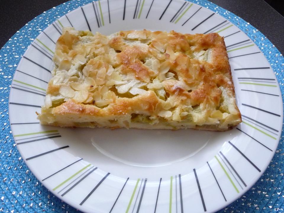 Rhabarber Buttermilch Quark Kuchen Von Shi Kira Chefkoch De