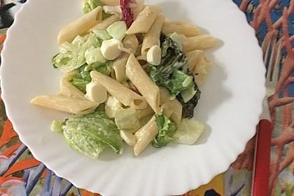 Sommer-Nudelsalat italienischer Art 24