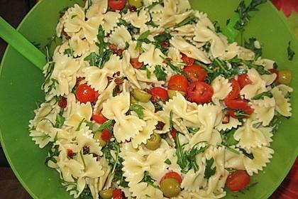 Sommer-Nudelsalat italienischer Art 3