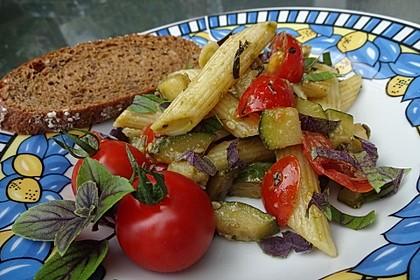 Sommer-Nudelsalat italienischer Art 1