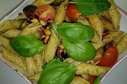 Sommer-Nudelsalat italienischer Art 17