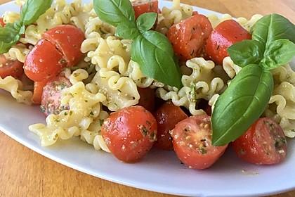 Sommer-Nudelsalat italienischer Art 5