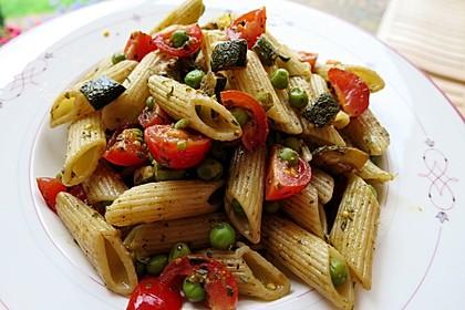 Sommer-Nudelsalat italienischer Art 7