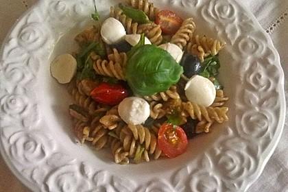 Sommer-Nudelsalat italienischer Art 16