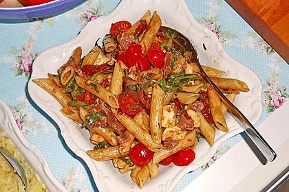 Sommer-Nudelsalat italienischer Art 8