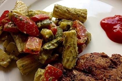 Sommer-Nudelsalat italienischer Art 22