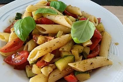 Sommer-Nudelsalat italienischer Art 4