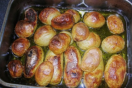 Blechkartoffeln 2