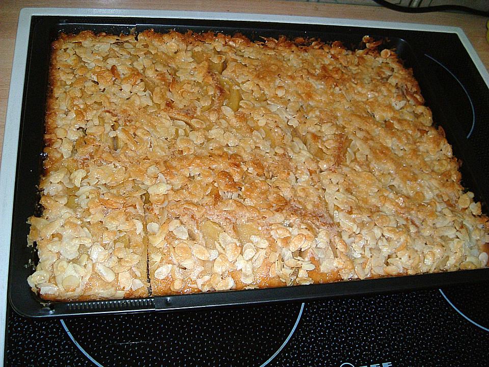 Butter Mandel Kuchen Von Cat Zone Chefkoch De