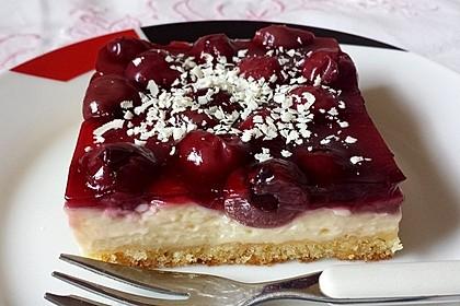 Kirsch Schmand Blechkuchen Von Sonnenblume21 Chefkoch De
