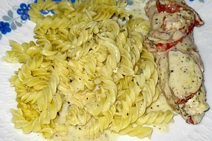 Bresso - Hähnchen überbacken mit Tomaten 10
