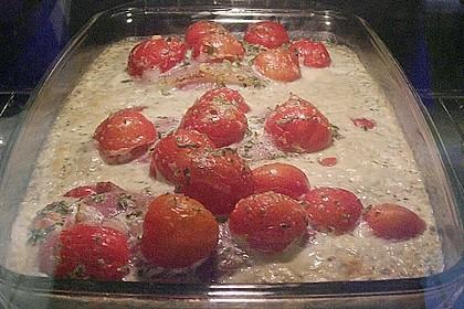 Bresso - Hähnchen überbacken mit Tomaten 28