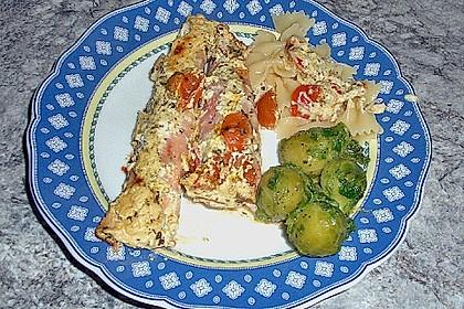 Bresso - Hähnchen überbacken mit Tomaten 18