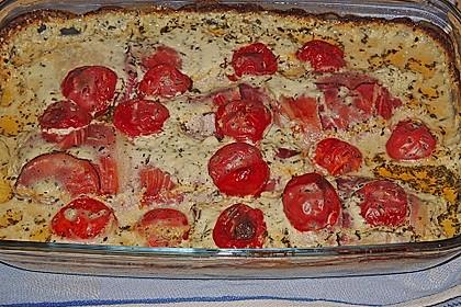 Bresso - Hähnchen überbacken mit Tomaten 27