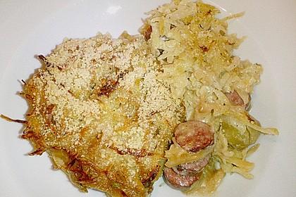 Überbackener Rosenkohl mit Kartoffelkruste 25
