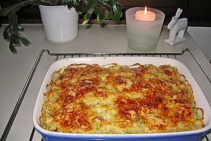 Überbackener Rosenkohl mit Kartoffelkruste 7