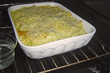 Überbackener Rosenkohl mit Kartoffelkruste 32