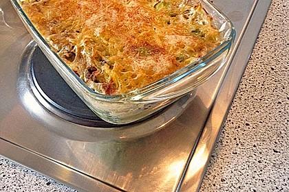 Überbackener Rosenkohl mit Kartoffelkruste 29