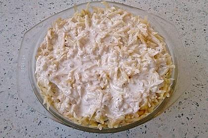 Überbackener Rosenkohl mit Kartoffelkruste 27