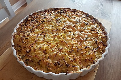 Überbackener Rosenkohl mit Kartoffelkruste 2