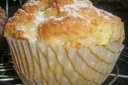 Apfel - Quark - Muffins 14